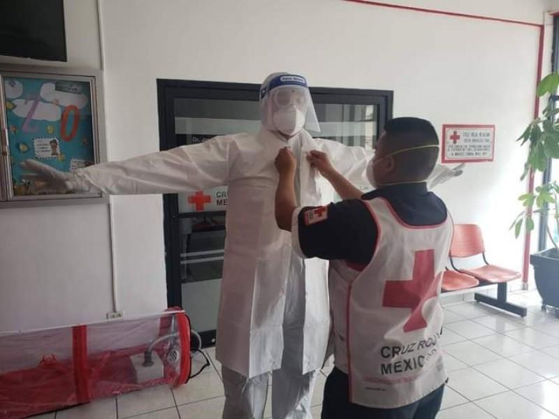 Solicitan vacunas para primeros respondientes en emergencias