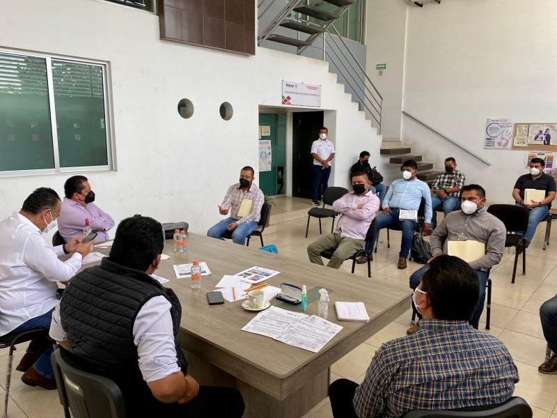 Solicitarán al congreso investigar omision ilegal en San Juan Mazatlan
