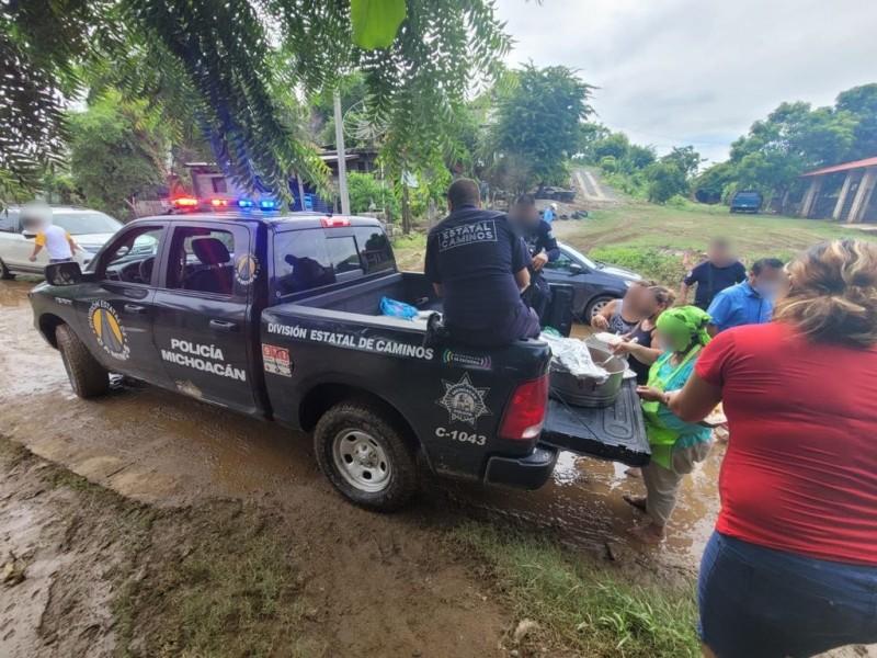 Solicitarán declarar emergencia en 5 municipios, tras daños por Nora