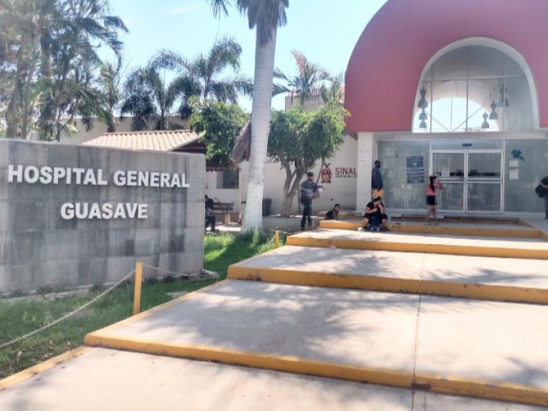 Solo dos hospitalizados por Covid-19 tiene Hospital General Guasave