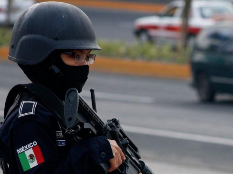 Solo mujeres policías participarán en operativo del 8 de marzo