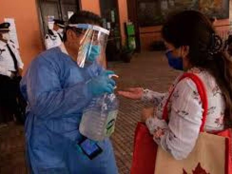 Son 66 casos en Sonora de COVID por brotes intrafamiliares