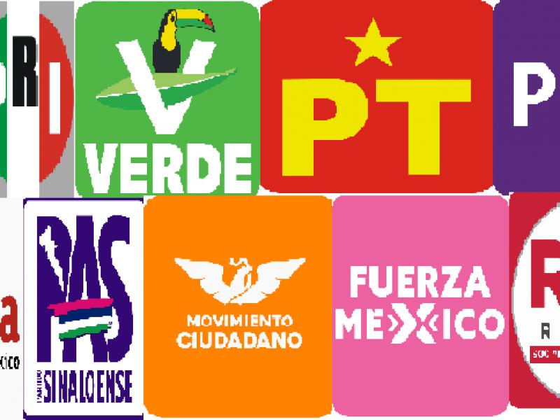 Son 8 candidatos los que buscarán la gubernatura de Sinaloa