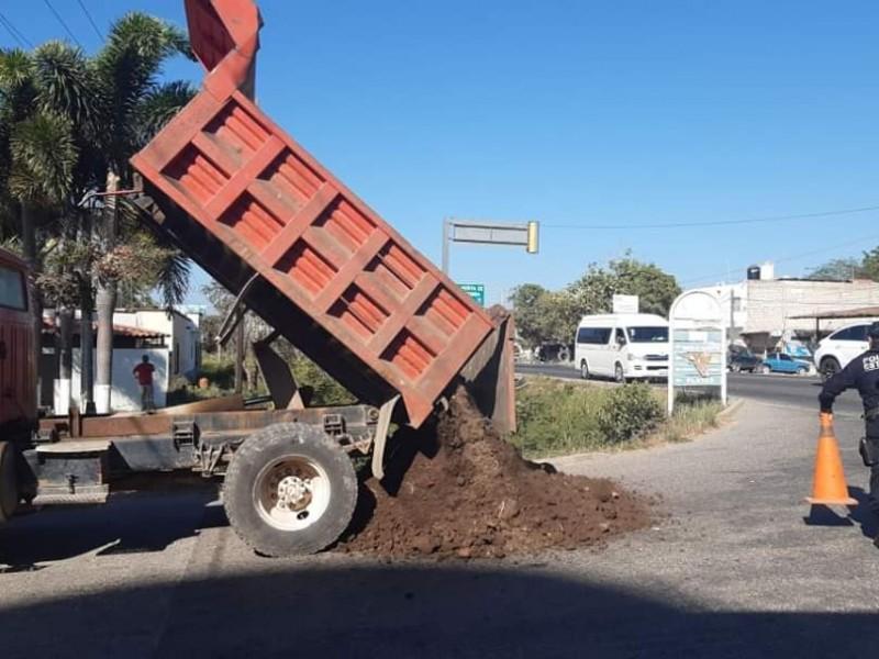 Son cerrados accesos a Rincón de Guayabitos por cuarentena