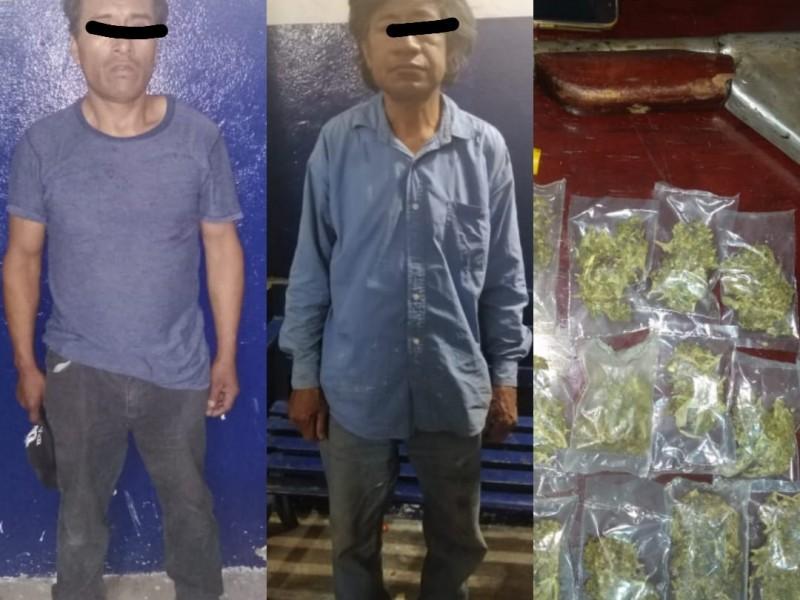 Son detenidos con marihuana y escopeta en La Juventud