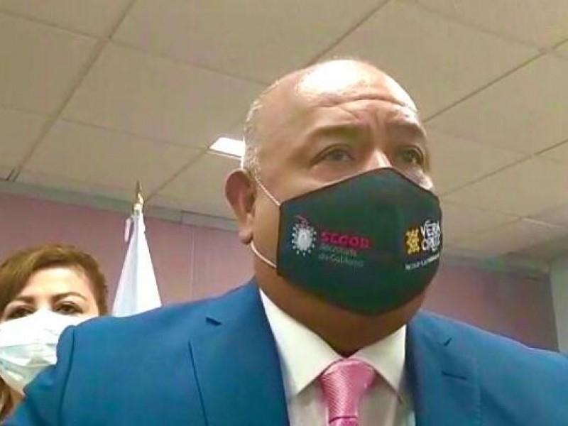 """""""Son inexactas acusaciones de Alcaldes"""": Secretario de Gobierno"""