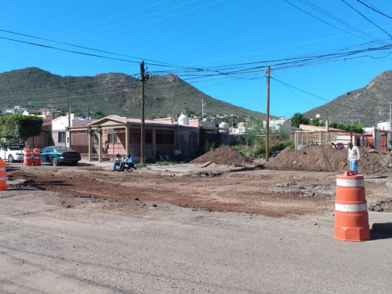 Son nueve obras en primer trimestre para Guaymas