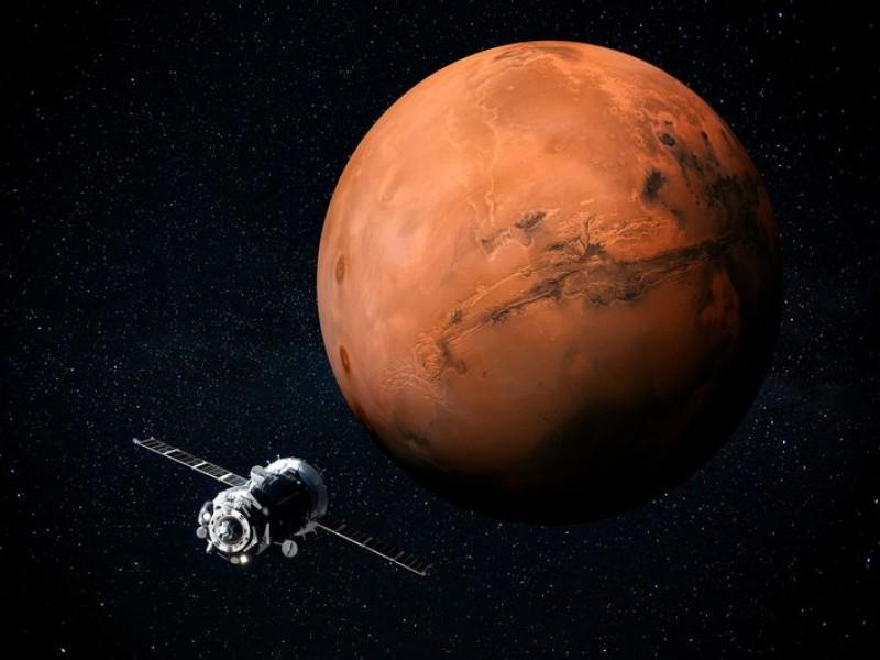 Sonda china Tianwen-1 alcanza la órbita de Marte