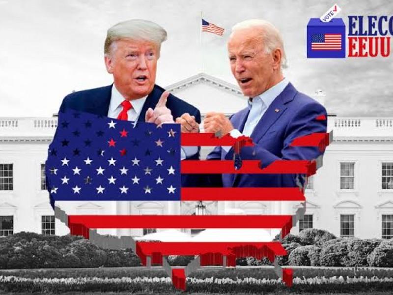 Sondeo:  elecciones presidenciales en USA