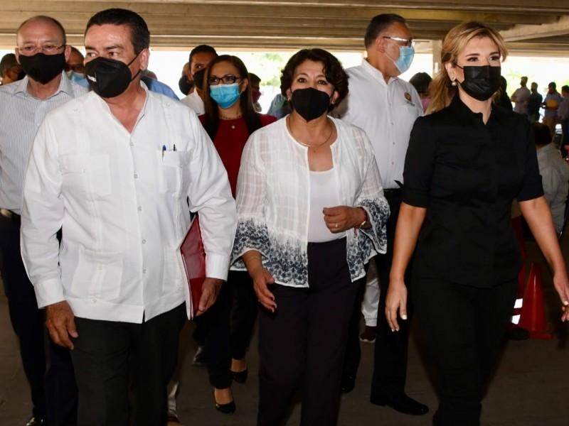 Sonora, ejemplo nacional en vacunación a personal educativo