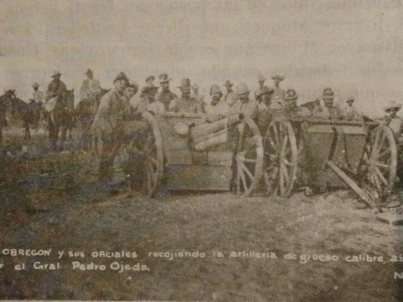 Sonora, importante participación en la Revolución Mexicana