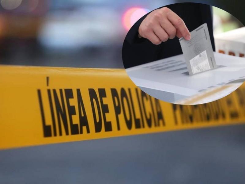 Sonora no ha denunciado amenazas a candidatos en periodo electoral