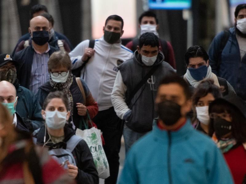 Sonora registra 72 mil 247 casos confirmados de covid-19
