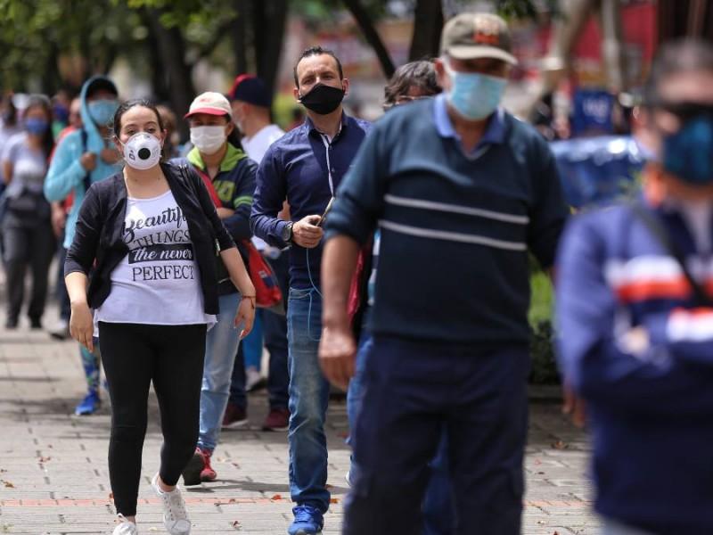 Sonora registra 72 mil 686 casos confirmados de covid-19