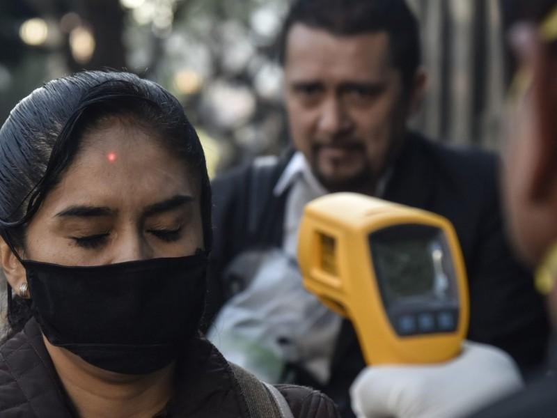 Sonora registra 73 mil 761 casos confirmados de covid-19