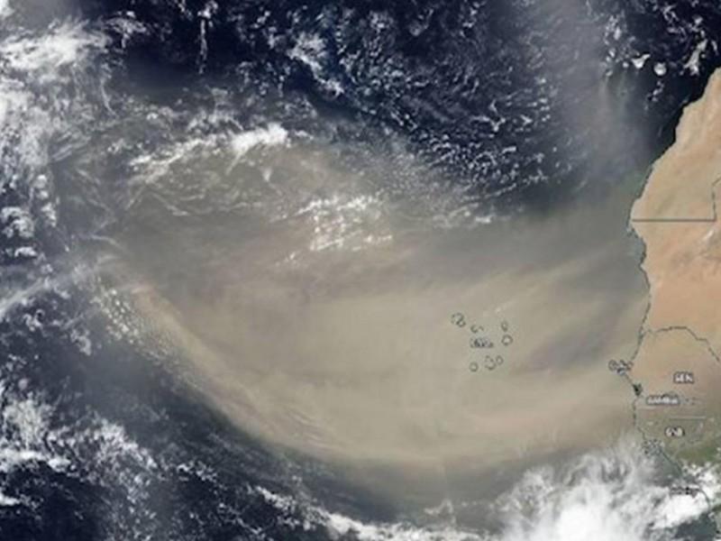 Sonora tiene poco riesgo por polvo del Sahara