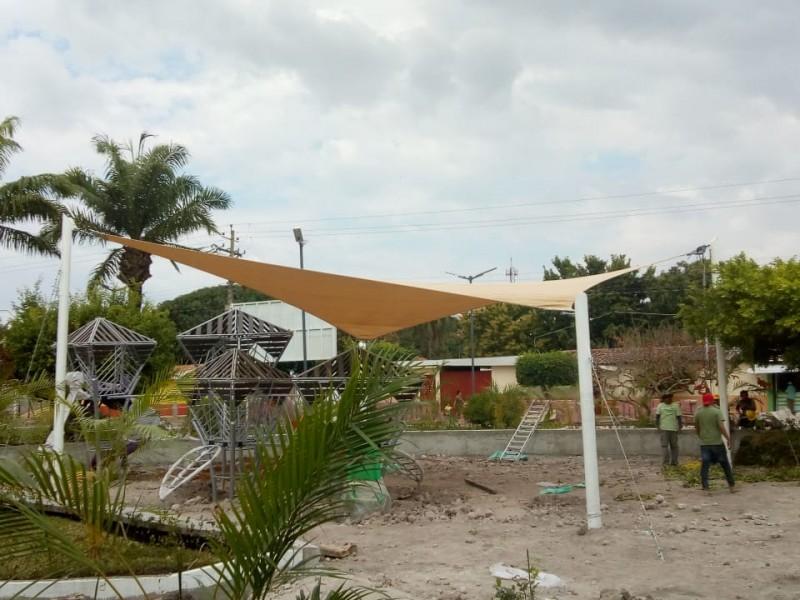 SOP realiza obras de rehabilitación en La Concordia