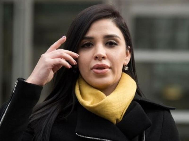 Sorpresiva detención de Emma Coronel, señala defensor de Derechos Humanos