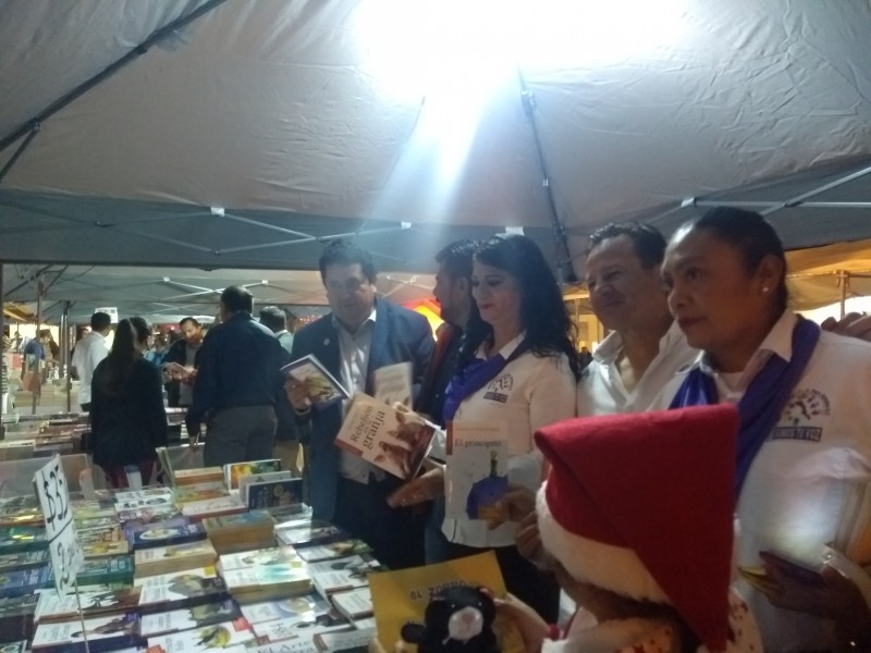S.O.S presente en Primera Feria Municipal de SJC