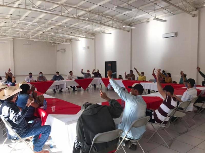 Sostienen autoridades reunión con familias pendientes de vivienda en Álamos