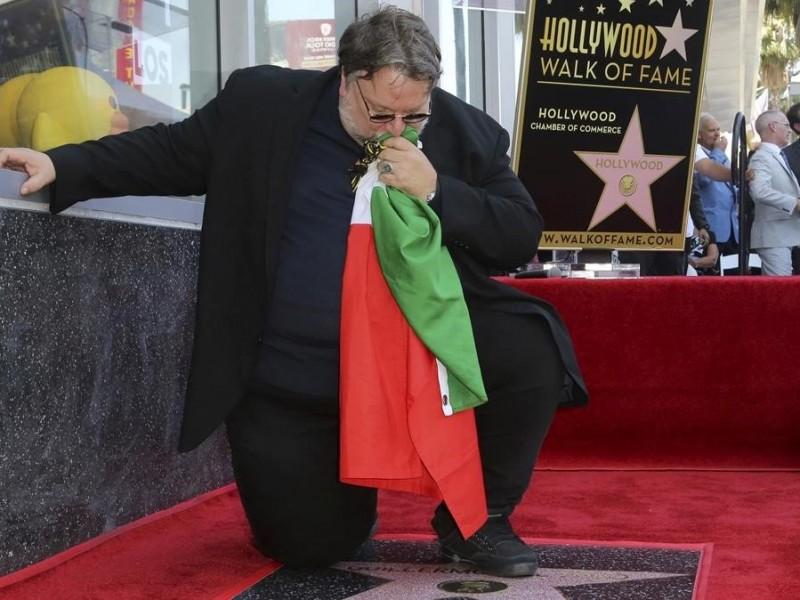 '¡Soy mexicano y soy migrante!': Guillemo Del Toro
