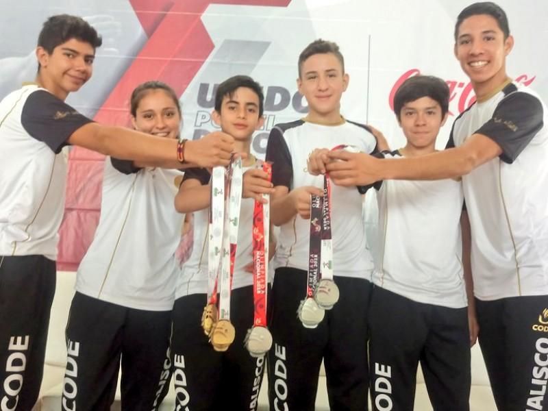 Squash y Triatlón son dominados por Jalisco