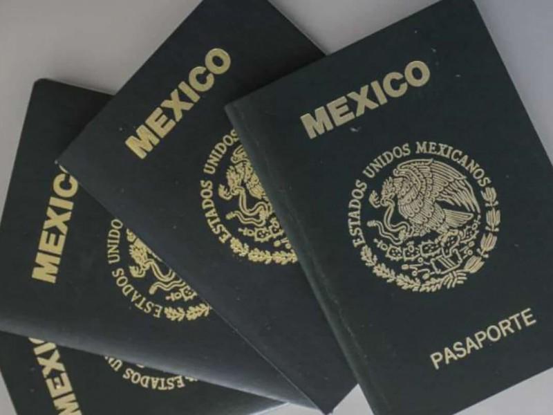 SRE explica contrato de pasaportes