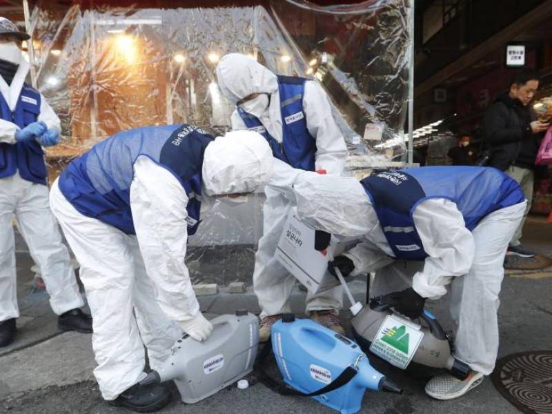 SSa confirma 3 casos de coronavirus en México