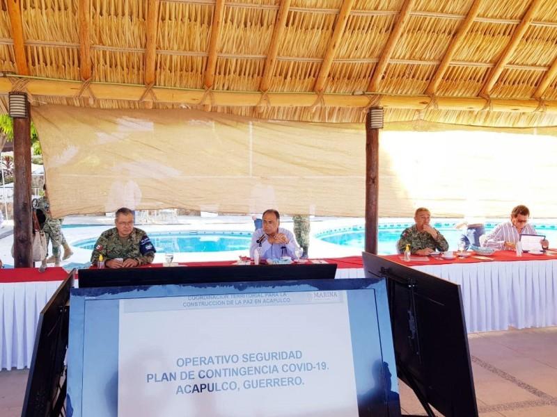 Ssa informa tres decesos por Covid-19 en Guerrero