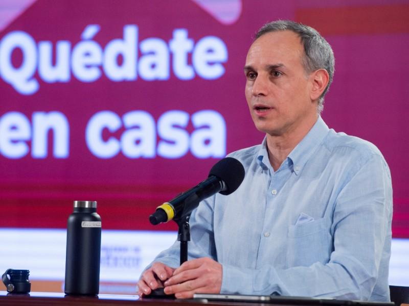 México en el 7° lugar de casos acumulados de Covid-19