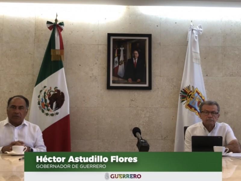 Ssa reporta primer fallecido en Guerrero por Covid-19