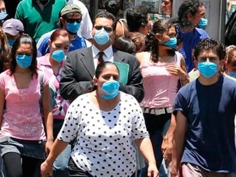 México sumó en una semana 107,389 casos de Covid-19