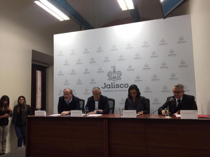 SSJ presenta 4 denuncias ante Fiscalía de Jalisco