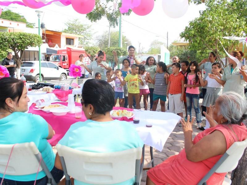 SSN pide festejar el 10 de mayo a distancia