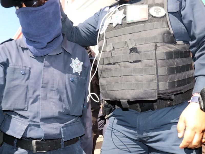 SSP asumió la seguridad del municipio de Amozoc