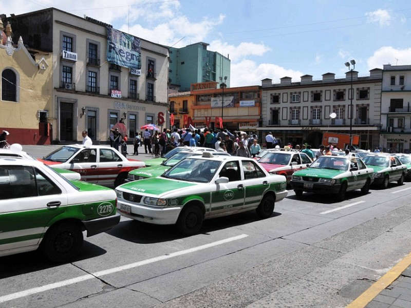 SSP continua retirando concesiones de taxis por cometer ilícitos