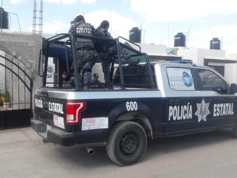 SSP logra la detención de 33 personas en una semana