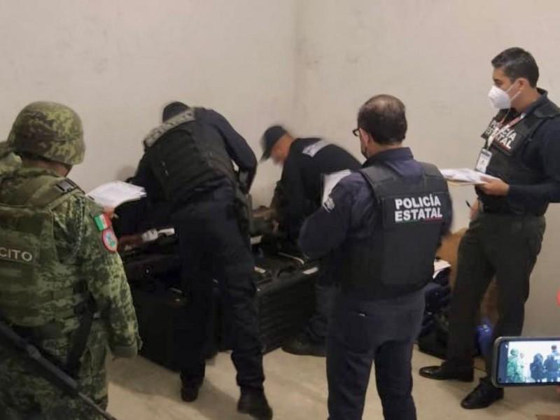 SSP toma el mando temporal en Tihuatlán