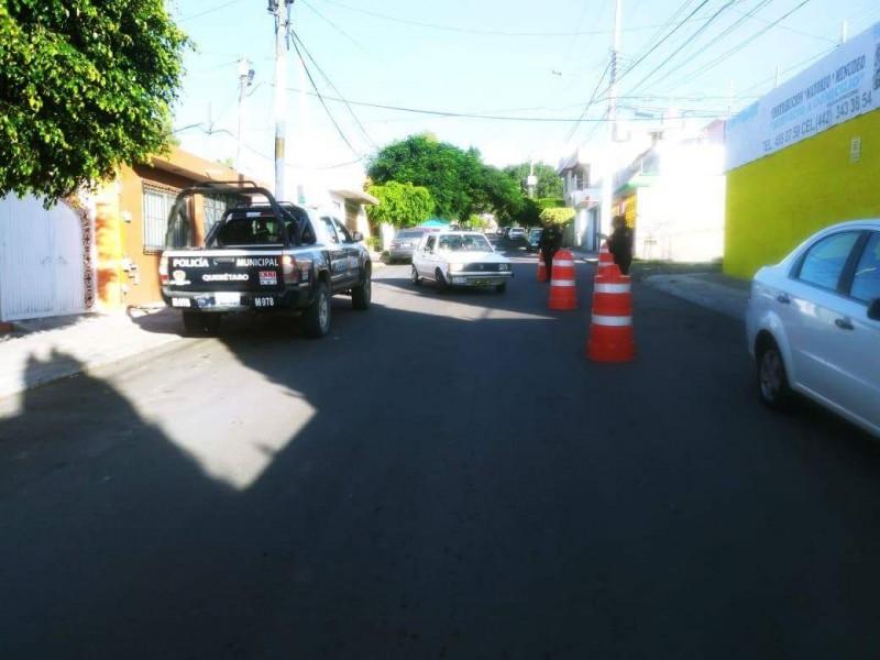 SSPM revisa vehículos en Lázaro Cárdenas