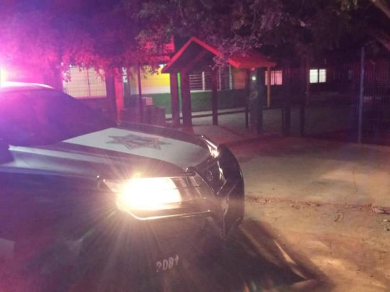 SSPyTM realiza recorridos de vigilancia en escuelas de Quila