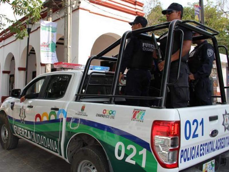 SSyPC detiene a presuntos ladrones