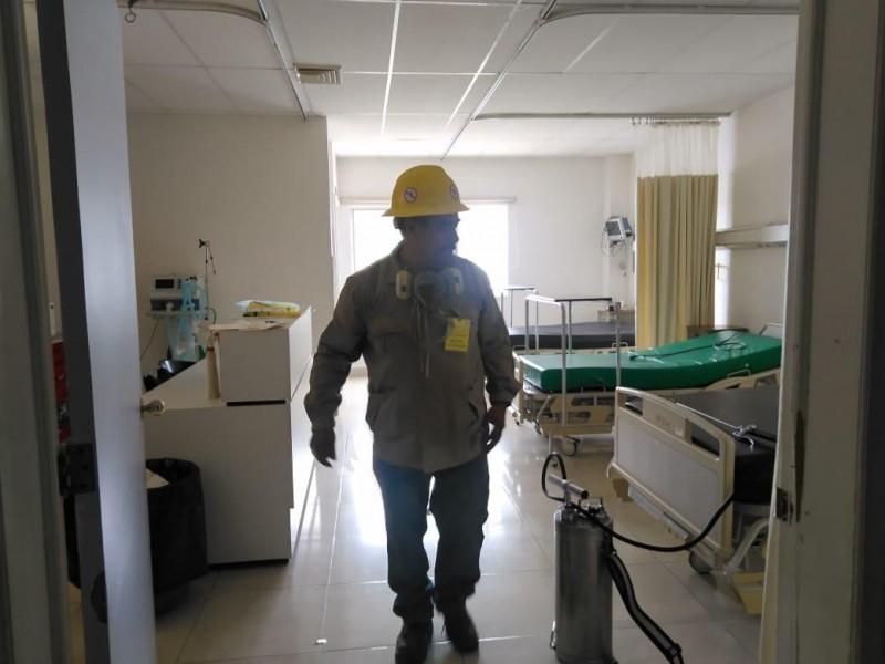 SSZ confirmó chinches en el Hospital de Loreto