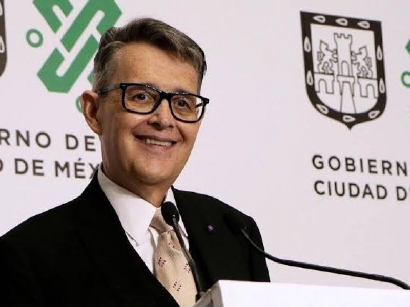 Suárez del Real, nuevo secretario Gobierno CDMX