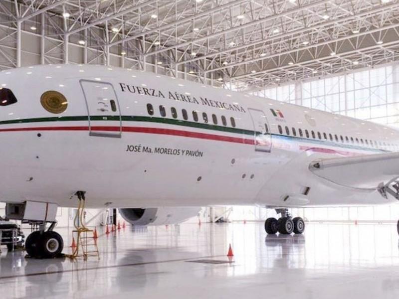 📹Subastan avión presidencial. ¿Quién da más?