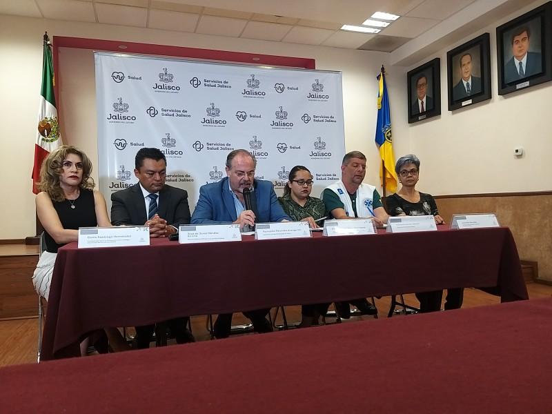 Sube a 7 los casos confirmados de Covid-19 en Jalisco