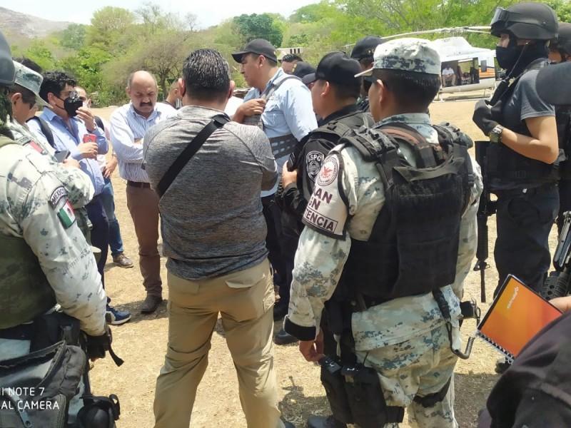 Sube a tres muertos el saldo del enfrentamiento en Carranza