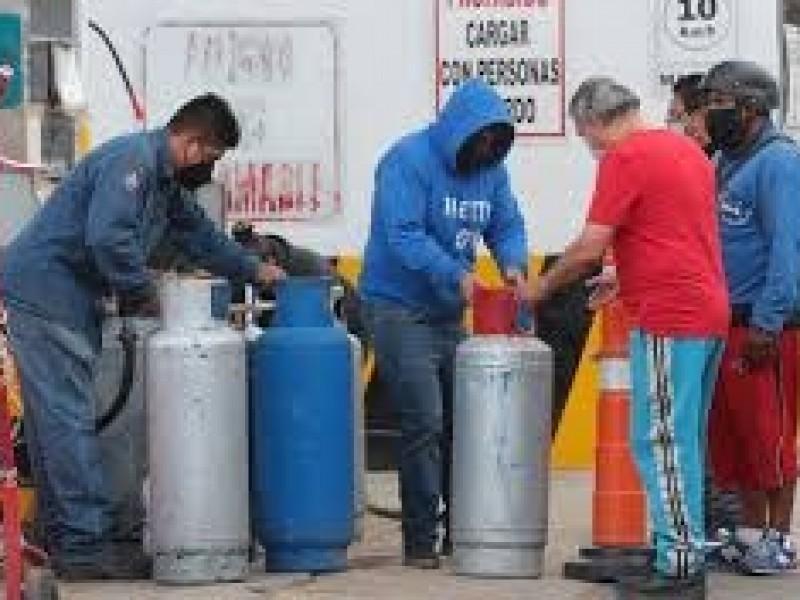 Sube precio de gas en Puebla, varía en cada municipio