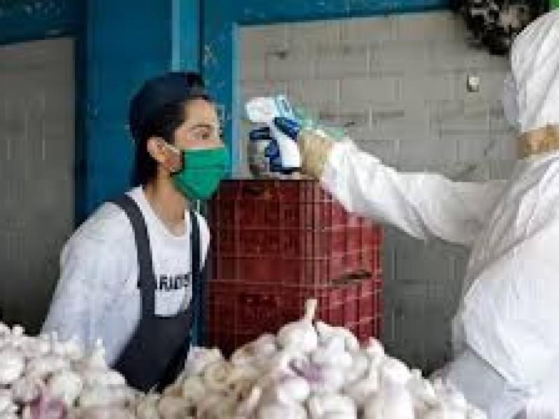 Subió el registro de nuevos contagios en Puebla