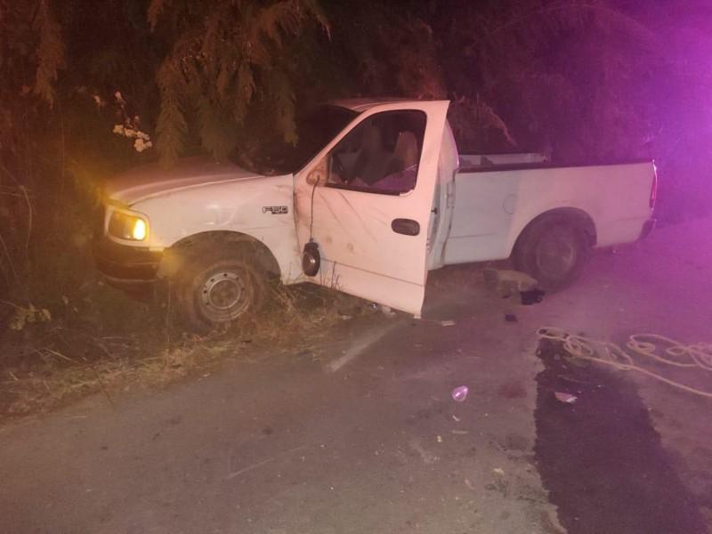 Sufre accidente alcaldesa de Ecatzingo