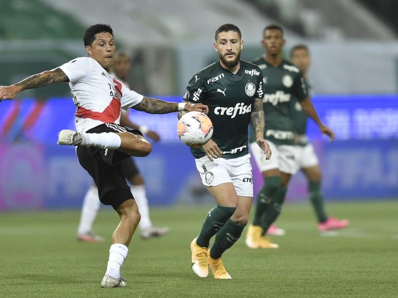 Sufrido pase de Palmeiras a la final de Libertadores